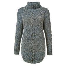 Anleitung 387/7, Damenpullover aus Pallida von Junghans-Wolle