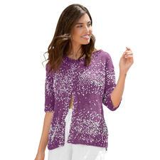 Anleitung 106/8, Damen Pullover aus Malibu Plus von Katia