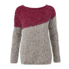 Anleitung 151/8, Damenpullover aus Pellini von Junghans-Wolle