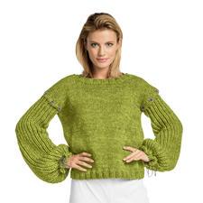 Anleitung 191/8, Pullover aus Canoso von Junghans-Wolle