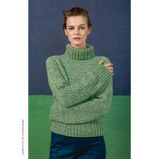 Anleitung 286/8, Pullover aus Angelina von LANG Yarns