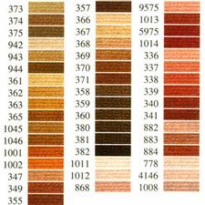 Anchor-Sticktwist braun/rotbraun Sie haben eine riesige Farbauswahl. Erleben Sie den Spass an kreativer Handarbeit mit brillanten Farben.