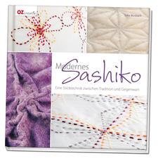 """Buch """"Modernes Sashiko"""" Modernes Sashiko."""