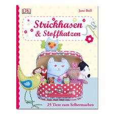 """Buch """"Strickhasen & Stoffkatzen"""""""