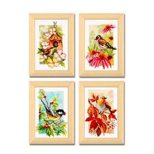"""Miniaturen """"Heimische Vögel"""" Miniaturen """"Heimische Vögel"""""""