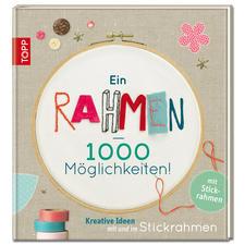 """Buch """"Ein Rahmen – 1000 Möglichkeiten!"""""""