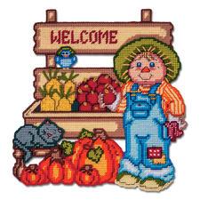 """Wandbehang """"Farmerstand"""" Herbstzeit ist Kürbiszeit."""