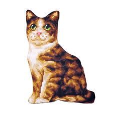 Formkissen - Katze