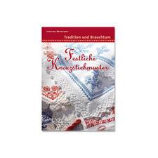 """Buch - Festliche Kreuzstichmuster Buch """"Festliche Kreuzstichmuster"""""""