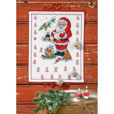 """Adventskalender """"Singender Weihnachtsmann"""""""