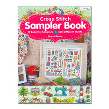 Stick-Buch - Cross Stitch Sampler Book