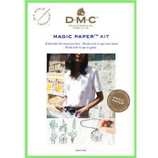 Magic Paper Stickkollektion - Kaktus