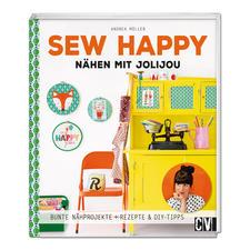 Buch - Sew Happy – Nähen mit Jolijou