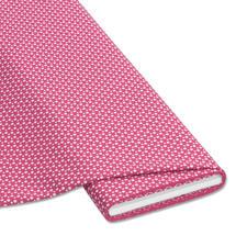 Meterware - Dots, Pink Rosé & Bleu – Die Trendfarben des Jahres