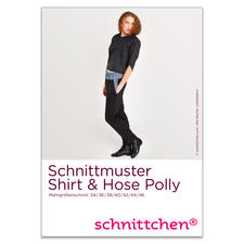 "Burda Schnitt ""Shirt & Hose Polly"""