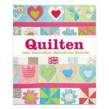 """Buch """"Quilten"""""""