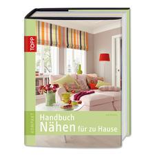 """Buch """"Nähen für zu Hause""""."""