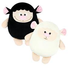 Nähpackung - Schafe Lari & Lars Kullaloo – Zuckersüsse Kuschelfreunde zum Selbernähen