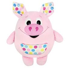 Nähpackung - Schwein Landolin Kullaloo – Zuckersüsse Kuschelfreunde zum Selbernähen