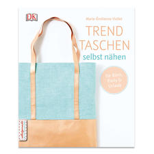 Buch - Trendtaschen selbst nähen.