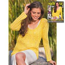 Lässiger Sweater aus Sabrina 3/17