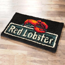 "Fussmatte ""Red Lobster"""
