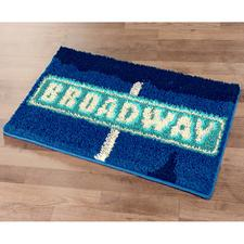 "Fussmatte ""Broadway"""