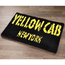 "Fussmatte ""Yellow Cab"""