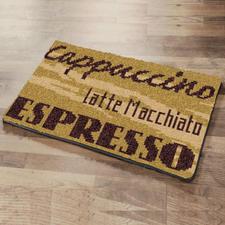 "Fussmatte  ""Espresso"""