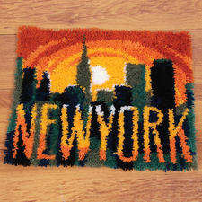 "Wandbehang ""New York"""
