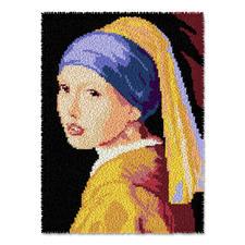 """Wandbehang """"Das Mädchen mit dem Perlenohrgehänge"""""""