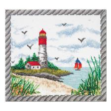"""Wandbehang """"Leuchtturm"""""""