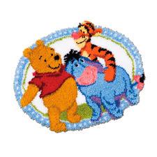 """Formteppich """"Winnie und Freunde"""""""
