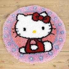 """Formteppich """"Hello Kitty"""""""