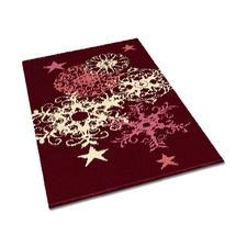 Teppich - Buon Natale Teppich mit weihnachtlichen Motiven