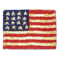 Fussmatte - USA-Flagge