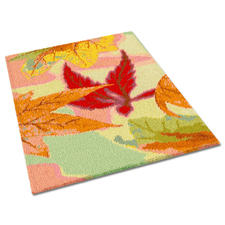 "Teppich ""Indian Summer"" Farbenfrohes Wohndesign."