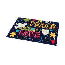 """Fussmatte """"Peace"""""""