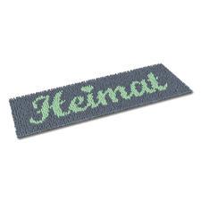 """Fussmatte """"Heimat"""""""