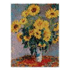 """Wandbehang """"Sonnenblumen von Monet"""" Wandbehang """"Sonnenblumen"""" - von Monet"""