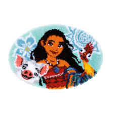 Disney-Knüpfteppich - Abenteuer Freunde DISNEY – Das Original