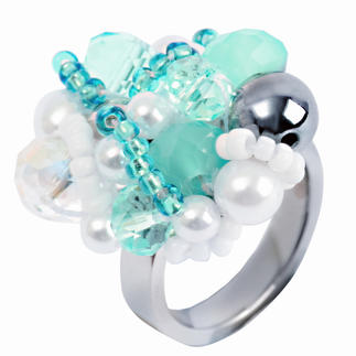Komplettpackung - Ring Park Avenue Gestalten Sie Ihren individuellen, attraktiven Park Avenue Ring!