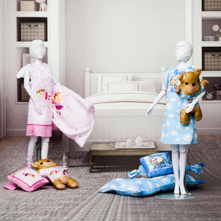 Dress Your Doll® Bettgarnituren