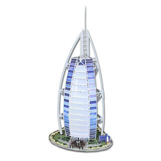 3D-Bauwerk - Burj Al Arab 3D-Bauwerke