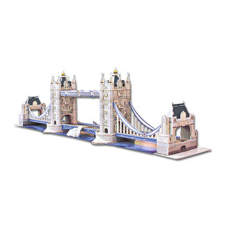 3D-Bauwerk - Tower Bridge