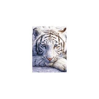 Puzzle - Weisser Tiger