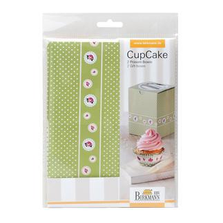Cupcake Transportbox, klein oder gross Cupcake Transportbox.