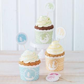 Cupcakes - süsse Verführer im bunten Gewand