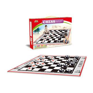 XXL-Schachspiel Bekannte Spielklassiker im extra grossen XXL-Format.