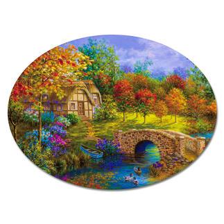 Puzzle - Bunter Herbst Puzzeln - Ein Spass für die ganze Familie – spannend und entspannend zugleich.